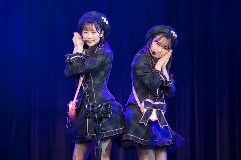 【NMB48】南波陽向がチームN、北村真菜がチームMに昇格!なお・・・