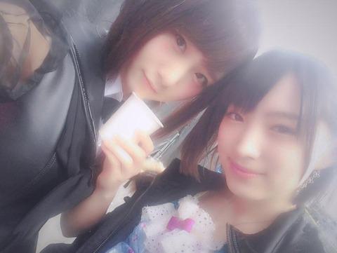【画像あり】高橋朱里が太田夢莉を公開処刑www