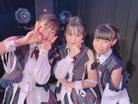 【悲報】HKT48村川緋杏さん、SHOWROOMのしすぎでRESET公演のパフォがボロボロ…チームH「出禁」に