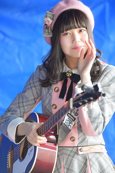 【AKB48】チーム8長久玲奈、今日も無事かわいかった模様