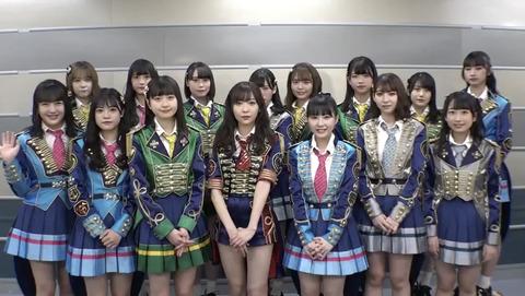 【悲報】HKT48選抜メンバーの絵面が結構キツイ
