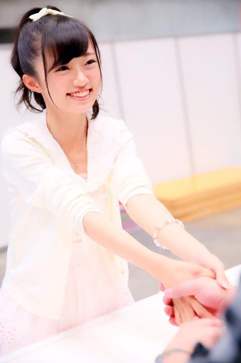 【悲報】NGT48中井りかの握手券が突然売れなくなる