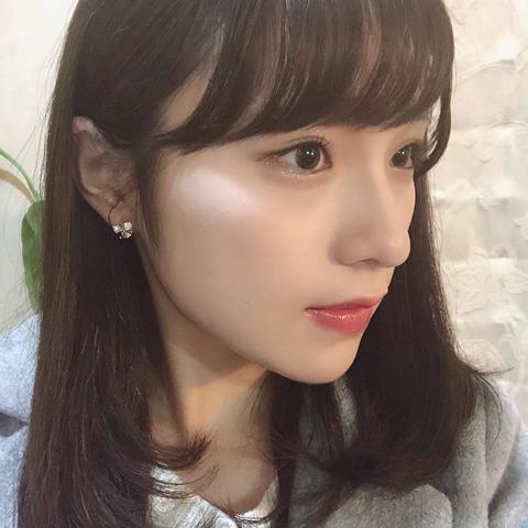 【AKB48】Team8左伴彩佳の横顔が超絶美人!!!
