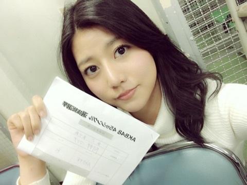 【AKB48】去年の阿部マリア「やりたい事があるので選挙には出ない」からの立候補←この一年何かやってたの?