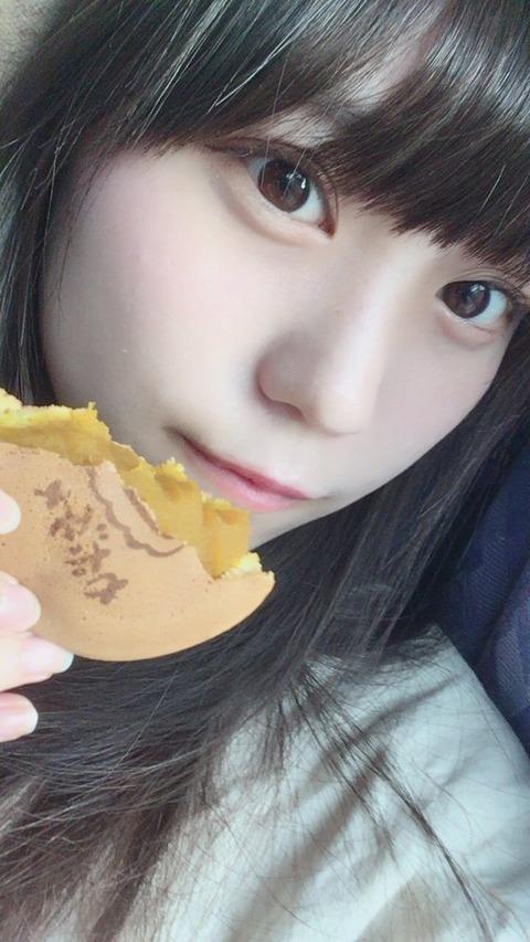 【HKT48】豊永阿紀「あなたは今川焼派?回転焼派?大判焼派?」