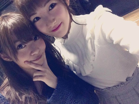 【STU48】指原莉乃と岡田奈々のコンビって以外とありじゃないか?