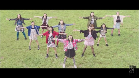 【HKT48】松岡はなが表題曲だけでなくカップリングまでセンターに!!!