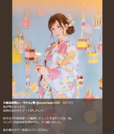 【AKB48】大家志津香さん、芸能界引退を匂わせる・・・