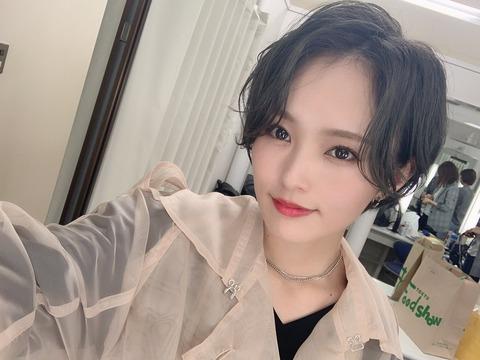 【朗報】山本彩「イチリンソウ」2日目売上オリコンシングルデイリー1位!