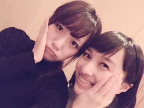 【AKB48】高橋みなみ、ももクロ百田夏菜子とご飯に行く