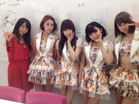 【AKB48】35thシングルで干され完全隔離