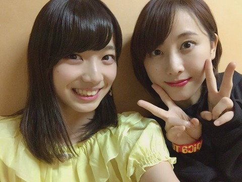 【AKB48】後藤萌咲「松井玲奈さんがいなかったら今の私はいません」
