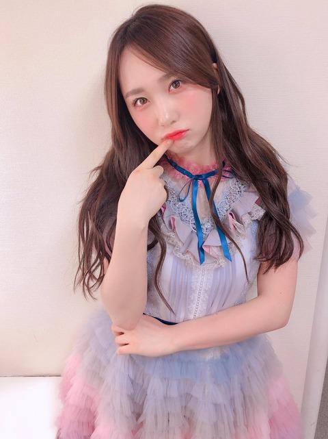 【AKB48】高橋朱里卒業公演はチームB「シアターの女神」【5/2】