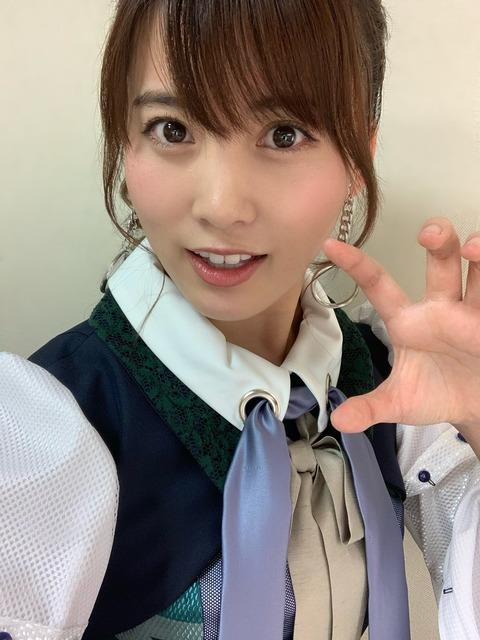 【AKB48】チーム8岡部麟ちゃん、ダウンタウンDX出演決定!