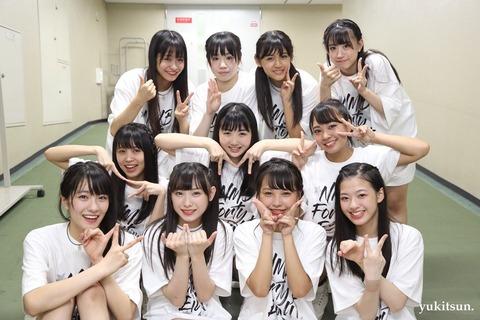 【朗報】NMB48研究生、全員昇格キタ━━ヾ(゚∀゚)ノ━━!!【NMB48 ARENATOUR2017 FINAL】