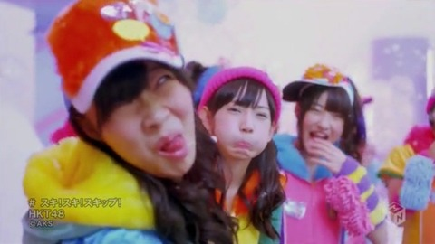 【AKB48G】アイドルってよく変顔するけどさ・・・・・