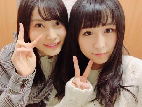 【AKB48】川本紗矢と福岡聖菜、どっちと付き合いたい?