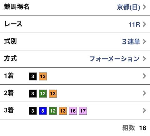【SKE48】熊崎晴香、秋華賞で三連単411.1倍大的中!