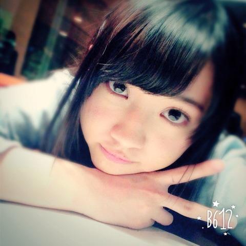 【AKB48】木崎ゆりあ「やっぱ髪は黒やな。。。」