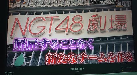 【NGT48】1期生と研究生で再スタートするとか言ってるけどキャプテン誰?