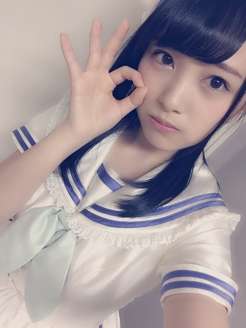 【AKB48】若手のトップは向井地美音で確定したけど二番手は誰?