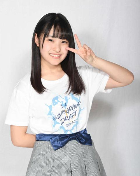 【AKB48】ドラフト3期の神山莉穂が活動辞退【修行中出演0回】