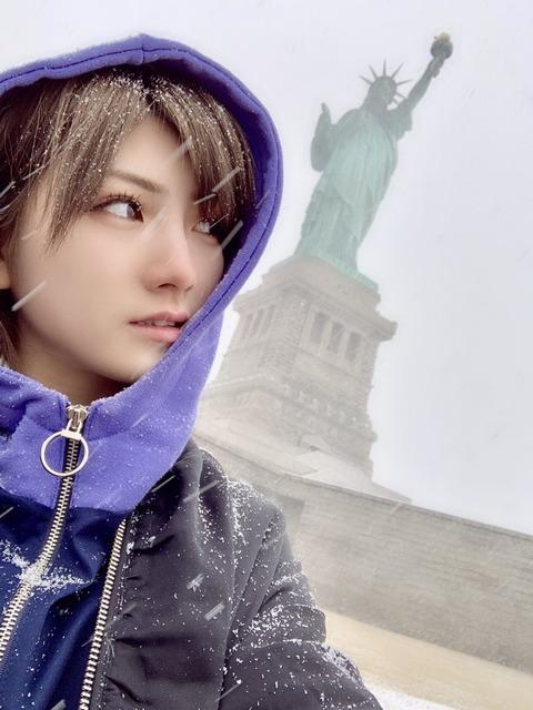 【AKB48】横山由依、高橋朱里、岡田奈々の謎の海外仕事って判明した?