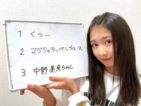 【NMB48】けいとこと塩月希依音ちゃん、シンデレラになる