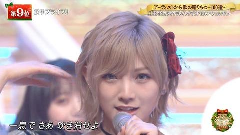 【画像】TBSに出た金髪美少女は誰!?と話題騒然!!!【AKB48・岡田奈々】