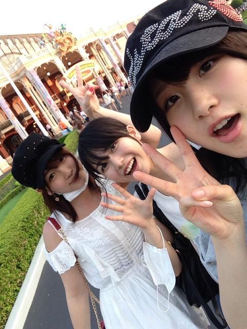 【AKB48G】最強トリオを決めるスレ