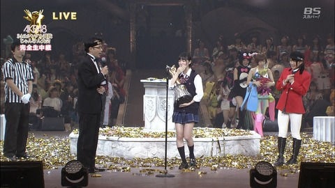 【AKB48】昔の八百長じゃんけん大会を復活させて優勝して欲しいメンバーっている?