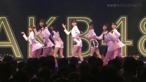 【朗報】AKB48ユニットライブがえちえち祭りwwwwww