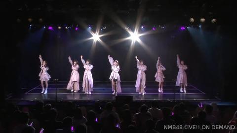 【NMB48】吉田朱里さん、卒業公演で自らプロデュースした7期研究生公演のお手本を置き土産に