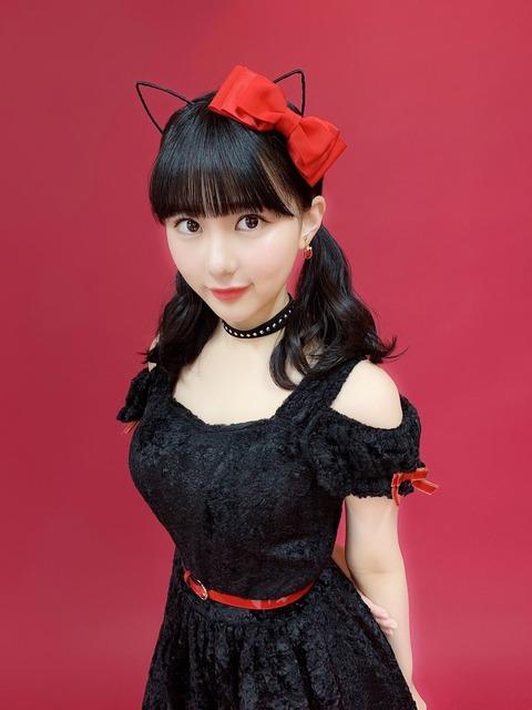 【HKT48】田中美久ちゃんがまたお●ぱいを見せつける服を着てしまう【みくりん】