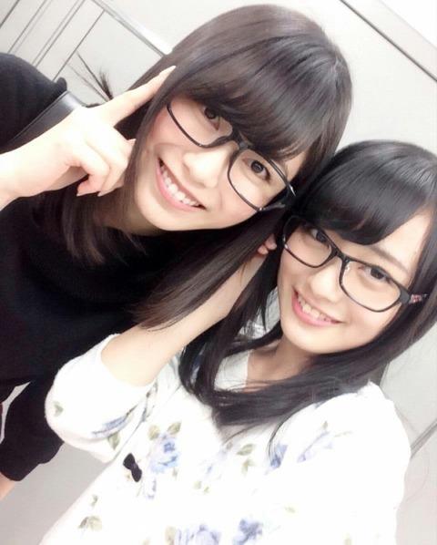 【AKB48】向井地美音「横山さんに着いていきます」