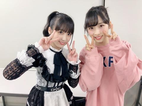 【HKT48】矢吹奈子と小栗有以ってどっちが可愛いと思う?【AKB48】
