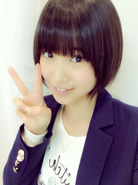 【HKT48】朝長美桜が総選挙アンダーガールズ入り宣言