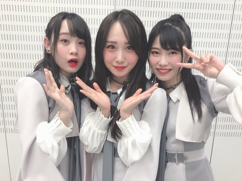 【AKB48】よこやまゆい、顔が小さいwwwwww【横山由依・横山結衣】