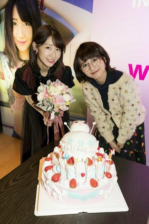 【AKB48】柏木由紀、上海で「中国のガッキー」こと竜梦柔さんと初対面