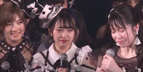 【AKB48G】向井地美音が次期総監督に指名される