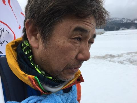 【NGT48】今村支配人、雪原の大地に立つ