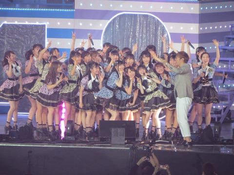 【NMB48】横アリコンサートにヒカキンが登場www