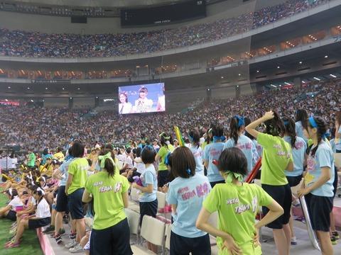 【AKB48】目立つチャンスの大運動会とかで前に出ない若手って何なの?