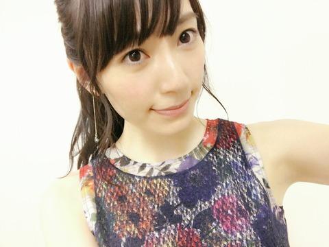 【悲報】松井咲子さん、卒業してからも彼氏できていない