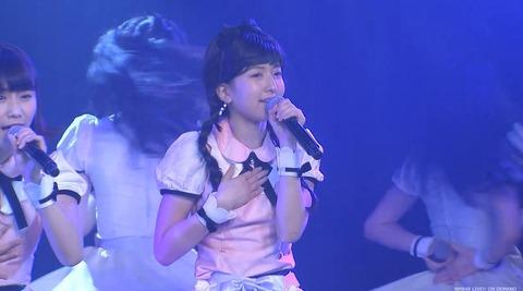 【NMB48】須藤凜々花、公演中にカツラを脱ぐ!