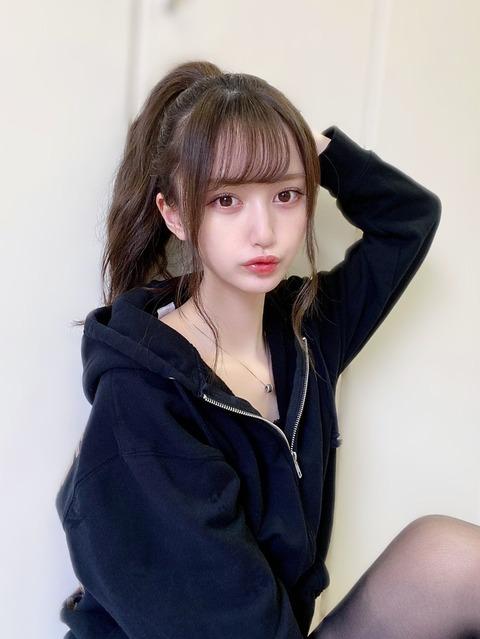 【NMB48】山本望叶のポニーテールの破壊力が凄い!!!