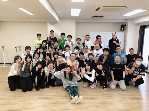 【元NMB48】日下このみのダンスワークショップに集まった人々