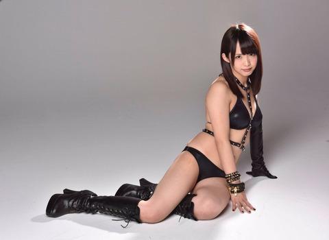 【SKE48】松村香織さんがどすけべな無修正オフショットを公開・・・
