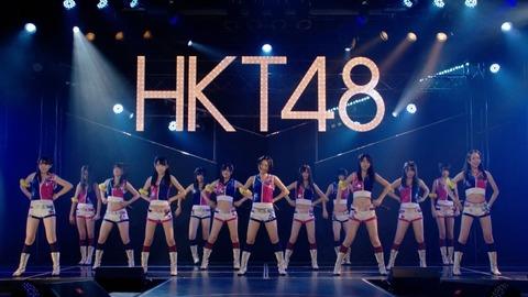 HKT48とNMB48は売れるのが確定してる状態でデビューした