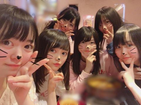 【AKB48】まちゃりんが愉快な仲間たちとご飯に!【馬嘉伶】